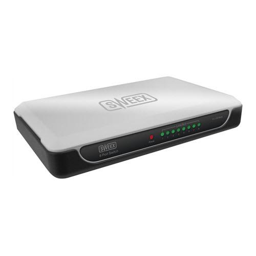 Sweex SW018 8P 100Mbit switch