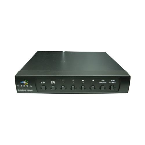 Vista VQCM4 Quad processor kwadrant voor 4 cameras