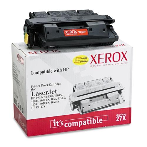 Xerox HP Toner 003R95921 C4127X 27X zwart