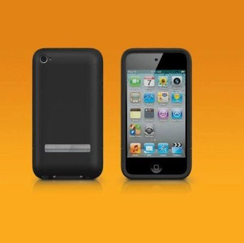 XtremeMac MicroShield View Case Hoes iPod touch 4G