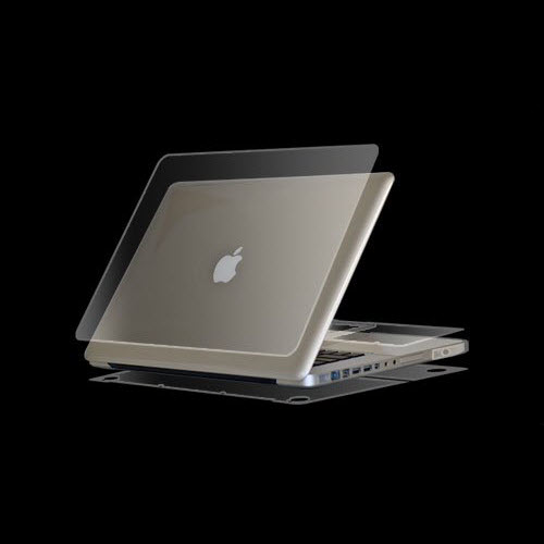 ZAGG Invisible shield voor MACBOOK PRO 15-INCH 2ND GEN full
