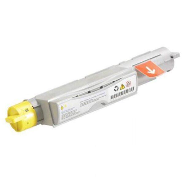 Dell 593-10123 (jd750) toner geel hoge capaciteit