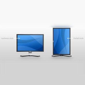 Dell UltraSharp 2407WFP 24 inch monitor 4