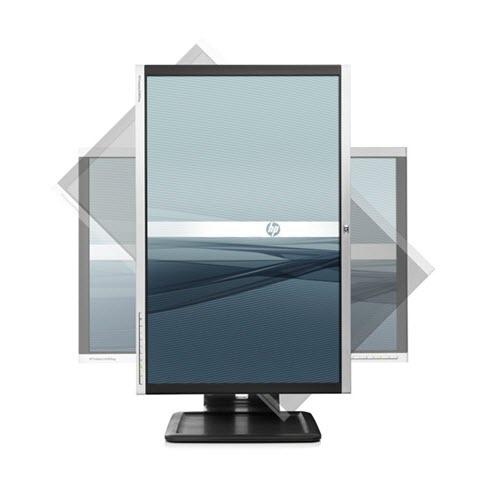 HP Compaq LA2405wg 24 inch lcd monitor 3