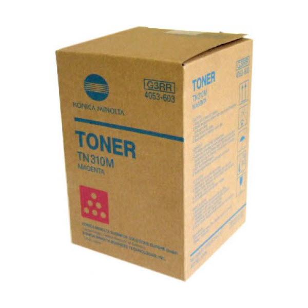 Minolta TN-310M (4053-603) toner magenta (origineel)