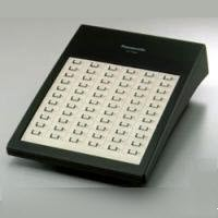 Panasonic KX-T7540 KX-T7540CE Keymodule DSS Console Black
