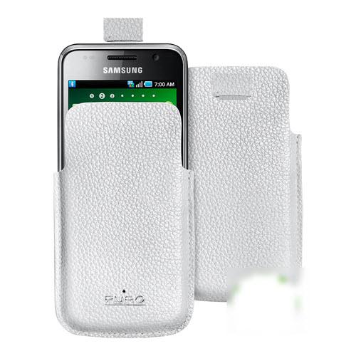 Puro beschermhoes voor de Samsung Galaxy S 2