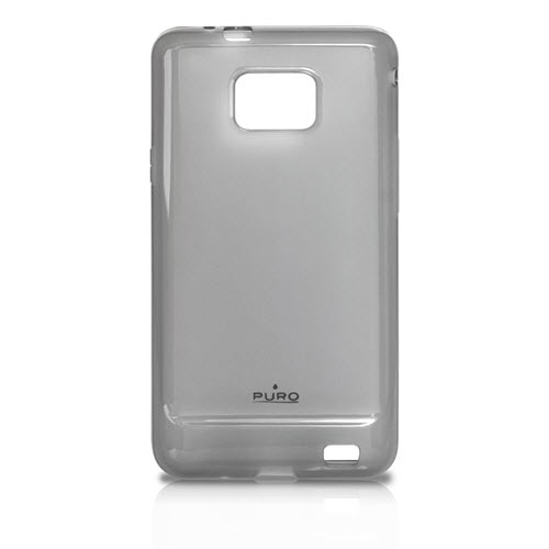 Samsung Galaxy S II Silicon Case transparant 2