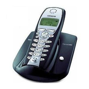 Siemens Gigaset C200 decttelefoon