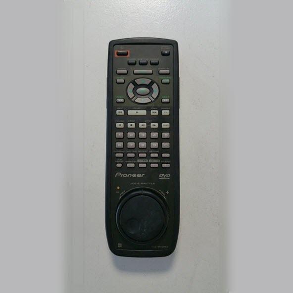 Pioneer CU-DVD54 Afstandsbediening