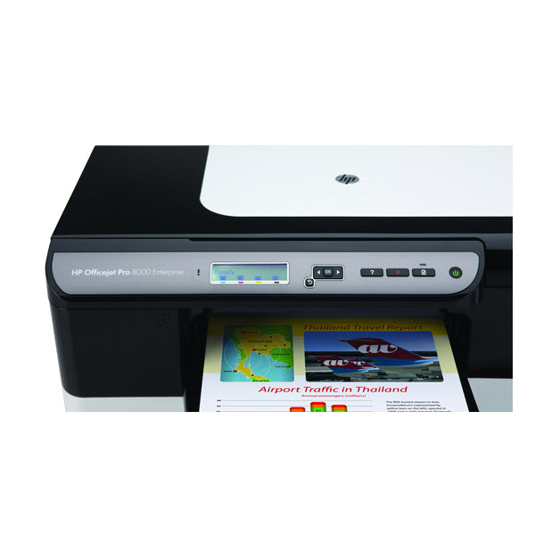 HP Officejet Pro 8000 Enterprise printer 2