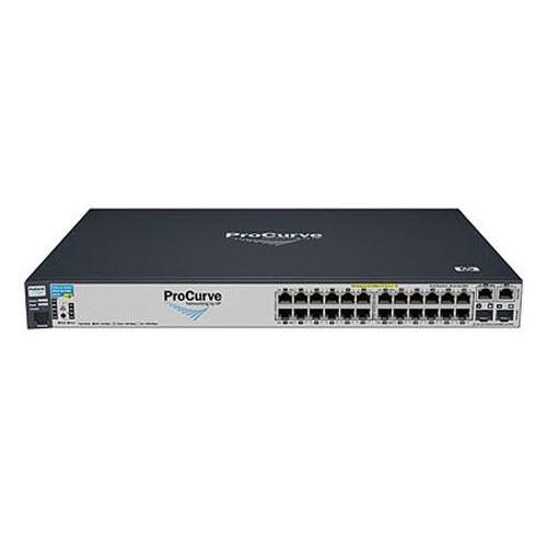 HP ProCurve 2610-24-PWR PoE 24 Port Switch J9087A