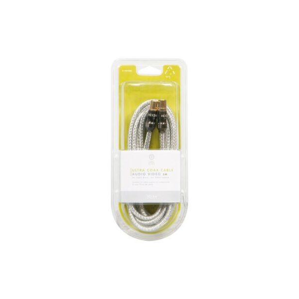 ICIDU Ultra Coax Antenne Kabel 5m