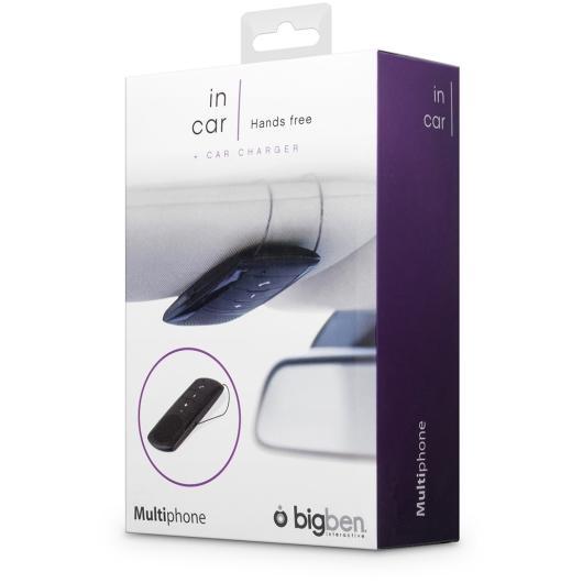 Bigben Multiphone Bluetooth Carkit