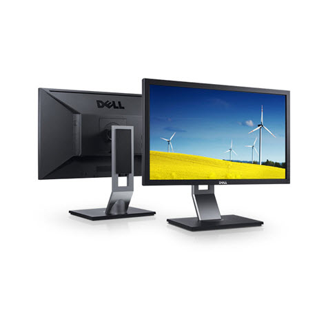 Dell Professional P2411HB 24 Inch LED LCD Monitor 2