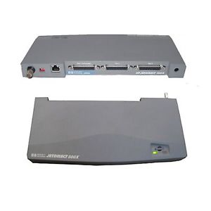 HP JetDirect 500X – 3 port Parallel – Printserver