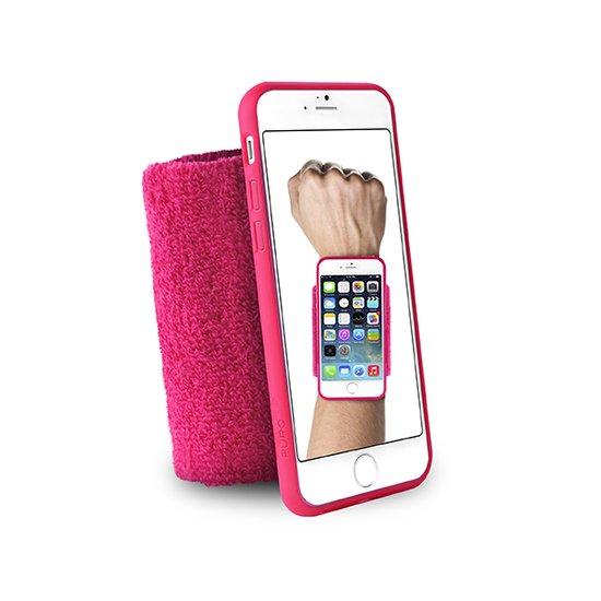 Puro iPhone 6 Running Band Pink