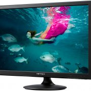 Hanns-G HL198DPB Black 19 inch 5ms LED Monitor 3