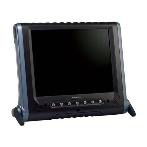 Hannspree HannsSkewer 12 inch LCD televisie 2