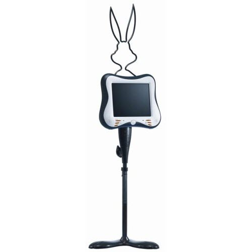 Hannspree Logo: Hannspree Warner Brothers Standy Bugs Bunny 12 Inch LCD TV