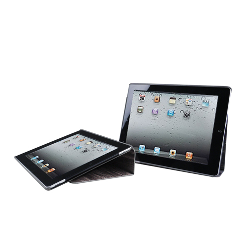 G-Cube GPD-2WB Premium Wood Grain Case for iPad 2 4