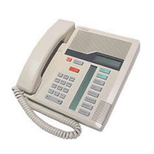 Nortel Meridian Norstar M7208 Telephone ash