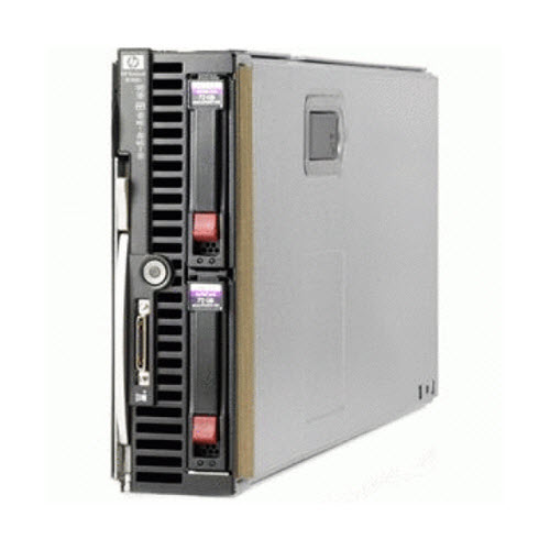 HP ProLiant BL460c E5430 2.66GHz Quad Core 24GB Blade Server