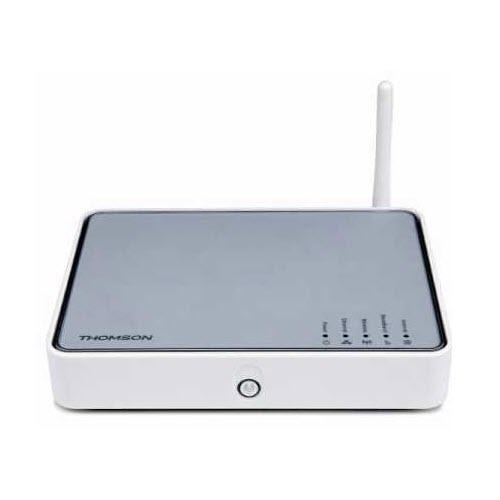 Thomson TG585 V7 4 poorts ADSL ADSL2 Modem router