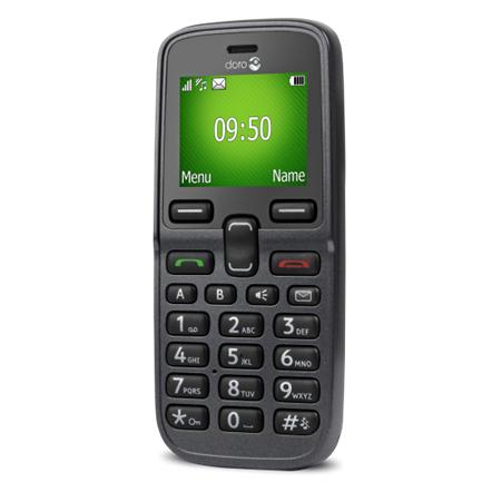 Doro 5030 mobiele telefoon voor slechthorenden
