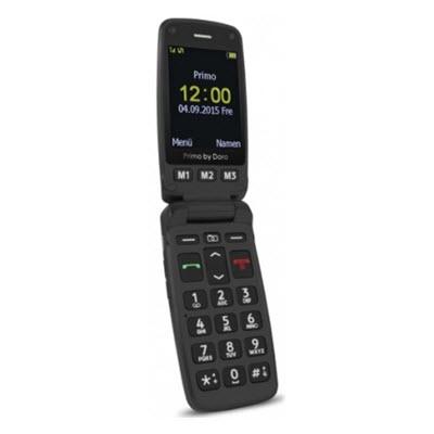 Doro Primo 406 mobiele telefoon zwart 3