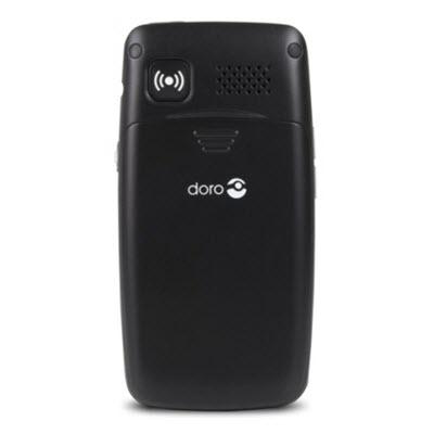 Doro Primo 406 mobiele telefoon zwart 4