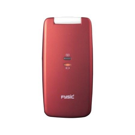 Fysic FM-9700 Senioren mobiele klaptelefoon Rood 3