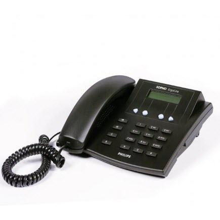 KPN Philips Vox Sopho Ergoline model 1+ 2 draads systeemtelefoon