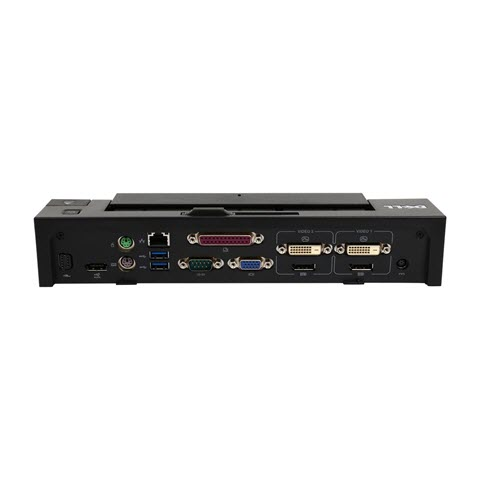 Dell PRO2X E-Port Plus II Docking Station voor Latitude E-serie notebooks 2