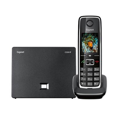 Siemens Gigaset C530 IP telefoon