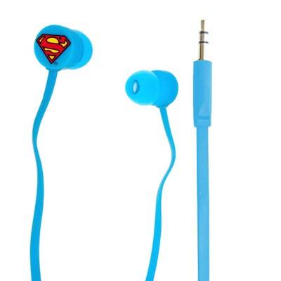 OTL Superman Ear Pods Hoofdtelefoon oortjes DC0309 blue 2