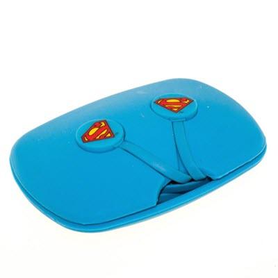 OTL Superman Ear Pods Hoofdtelefoon oortjes DC0309 blue
