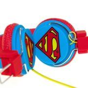 OTL Superman Man of Steel DC0292 Junior headphones 2