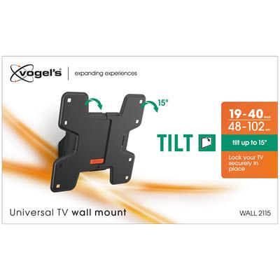 Vogel's WALL 2115 – Kantelbare TV-Muurbeugel