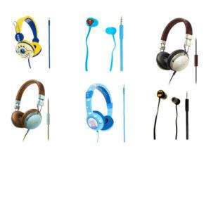 Hoofdtelefoons & oortjes