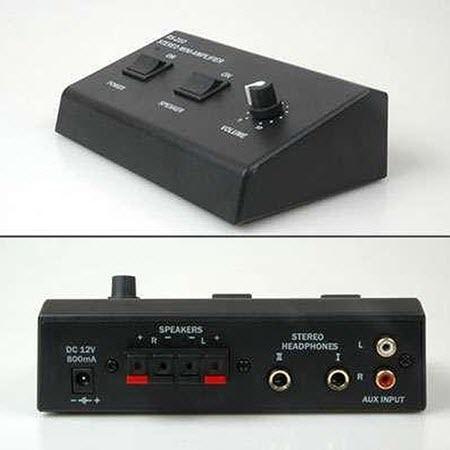 AMX RS-210 RS210 mini stereo versterker