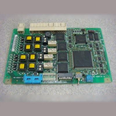 NEC PN-4BRTA-A 4 Line Basic Rate Card