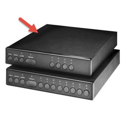 Philips LTC 5104 4 Position Sequential Switcher CCTV