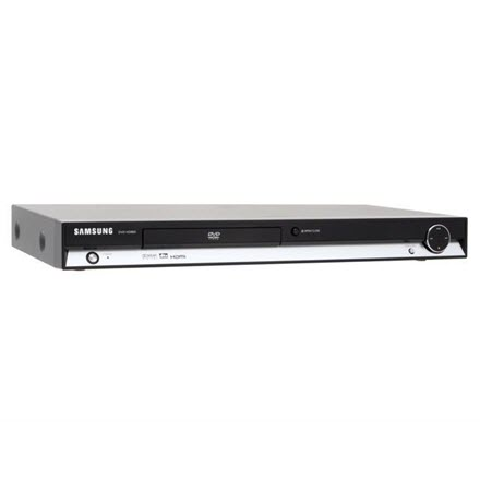 Samsung DVD-HD860 Hi-Def Conversion DVD Player