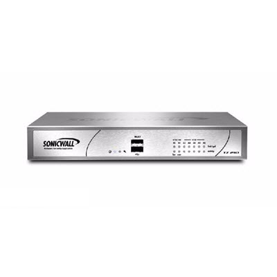SonicWALL TZ 210 Network Security Appliance Firewall APL20-063