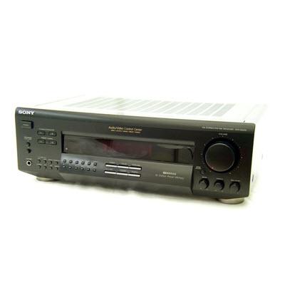 Spiksplinternieuw Sony STR-DE215 Tuner Versterker receiver met RDS – MKH-Electronics QO-11