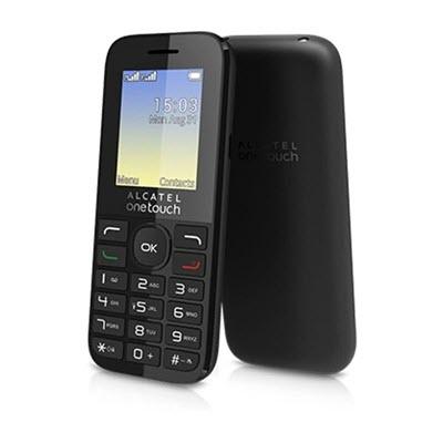 Alcatel onetouch 10.16D black Dual SIM