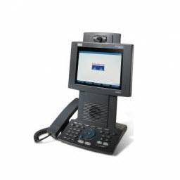 Cisco Unified IP Phone 7985 personal desktop video phone PAL
