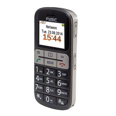 Fysic FM-7800 senioren GSM 2
