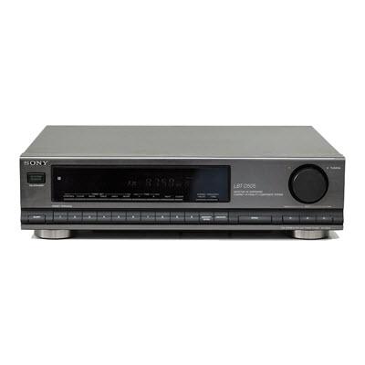 Verbazingwekkend Sony LBT-D505 FM-AM Timer tuner – MKH-Electronics QZ-67